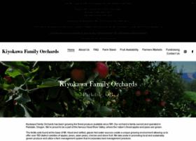 kiyokawafamilyorchards.com