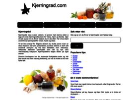 kjerringrad.com