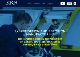 kkmprecision.com