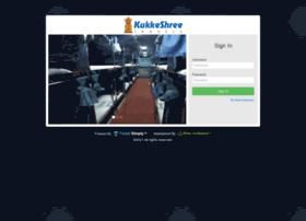 kks.kukkeshreetravels.com
