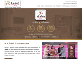 kkshahconstruction.com