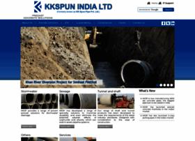 kkspunpipes.com