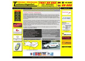 klagenfurter-taxi.com