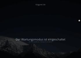 klagnet.de