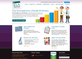 klahealthcare.com