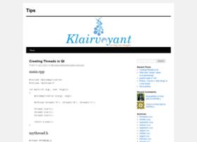 klairvoyant.wordpress.com
