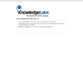 klakecrm.knowledgelake.com