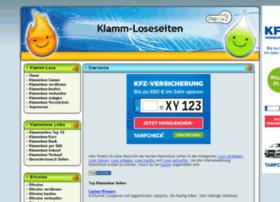 klamm-loseseiten.chapso.de