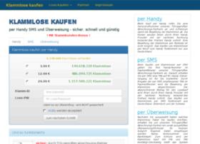 klammlose-kaufen.de