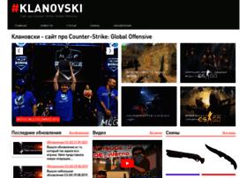 klanovski.com