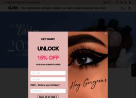 klaracosmetics.com