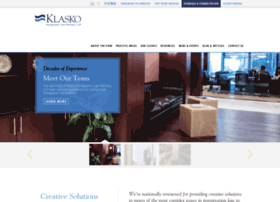 klaskolaw.com