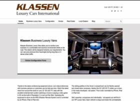 klassen-luxury-cars.com