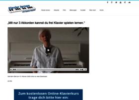 klavier-spielen.com