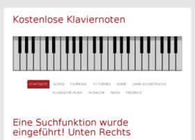 klaviernoten.jimdo.com