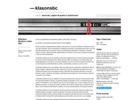 klaxonsbc.wordpress.com