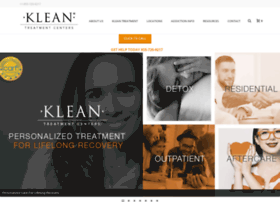 kleantreatmentcenter.com