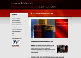 klebeband-fabrik.de