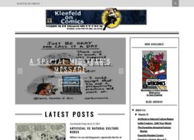kleefeldoncomics.com
