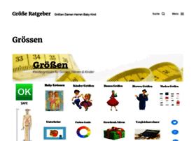 kleidergroessen.info