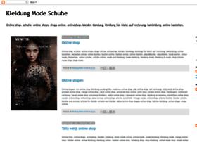 kleidung-fashion-site.blogspot.com