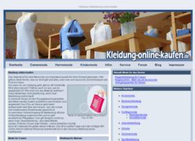 kleidung-online-kaufen.de