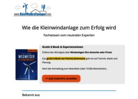 klein-windkraftanlagen.com
