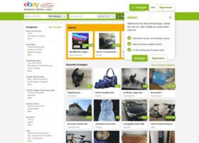 kleinanzeigen.ebay.de