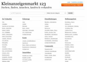kleinanzeigenmarkt-123.com
