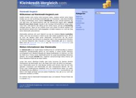 kleinkredit-vergleich.com