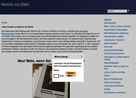 kleist.org