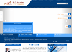 klelawcollege.org
