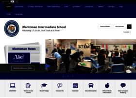 klentzman.aliefisd.net