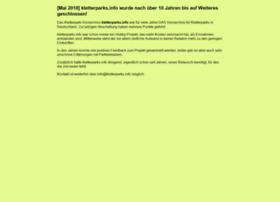 kletterparks.info