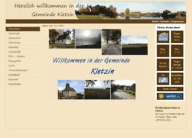 kletzin.com