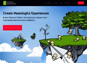 kli.optimalworkshop.com