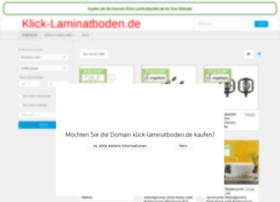 klick-laminatboden.de