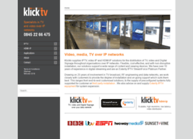 klicktv.co.uk