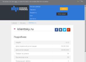 klientsky.ru