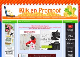 klikenpromoot.nl
