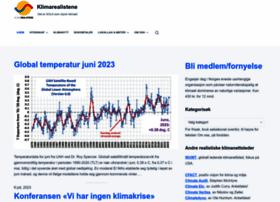 klimarealistene.com