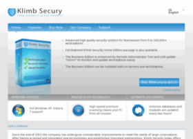 klimbsecurity.com