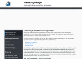 klimmzugstange.info