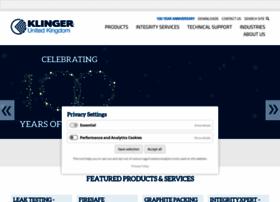 klinger.co.uk