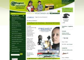 klingner-gmbh.de