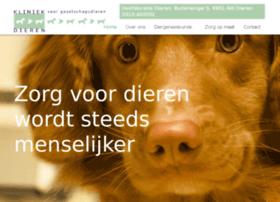 kliniek-dieren.nl