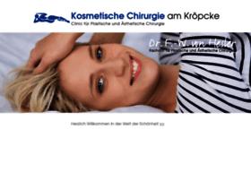 klinik-am-kroepcke.de
