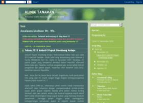 klinik-tanamanku.blogspot.com