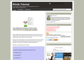 klinik-tutorial.blogspot.com