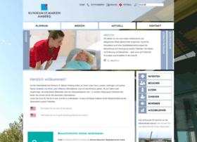 klinikum-amberg.de